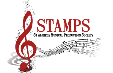 Stamps - St. Alphege Musical Production Society